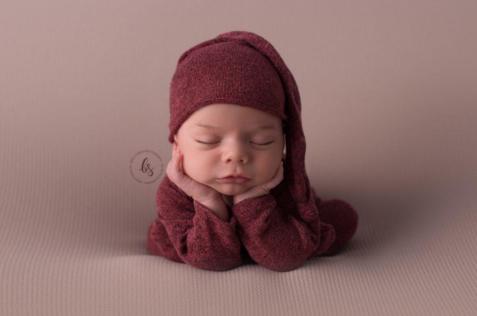 Seguridad en las sesiones de recién nacido